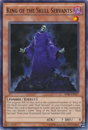 skull servant deck yugioh king of the skull servants yu gi oh it s time to duel
