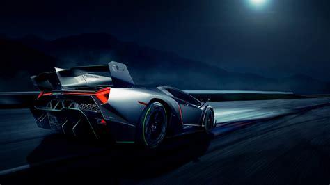 Lamborghini Veneno Supercar 2 Wallpaper