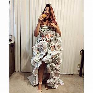 Taco bell wrapper wedding dress drunkmall for Taco bell wedding dress