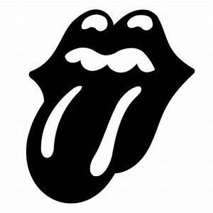 The rolling stones tongue Free Vector / 4Vector