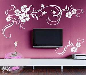 Paint polish room design living bed