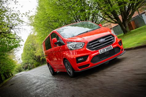 ford transit custom 2018 new 2018 ms rt ford transit custom review auto express