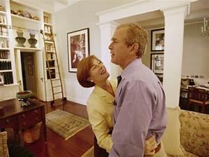 Laura Bush Reveals Valentine's Day Card to George W. Bush ...