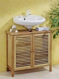 Badezimmer Waschbeckenunterschrank Ikea : sch n badezimmer unterschrank holz waschbeckenunterschrank ~ Michelbontemps.com Haus und Dekorationen