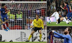 Five of the best from Barcelona star Lionel Messi
