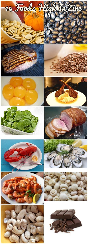 cuisine zinc foods high in zinc 15 zinc rich foods for zinc deficiency