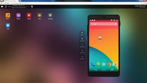 Your Android, Anywhere