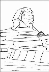 Gypten Pyramiden Malvorlagen Ausmalbilder