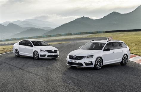 2018 Skoda Octavia Rs Now On Sale, Rs 245 Coming In