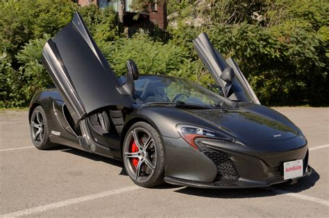 mclaren  spider review autoguidecom