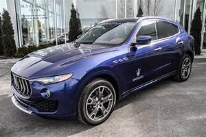 Maserati Prix Neuf : v hicule maserati levante 2017 neuf vendre laval qu bec 7956732 auto123 ~ Medecine-chirurgie-esthetiques.com Avis de Voitures