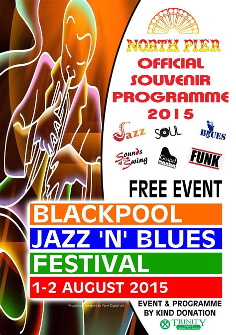 blackpool jazz  blues festival   viperdigital issuu