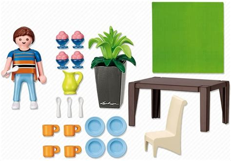 Playmobil Set 5335  Grand Dining Room Klickypedia