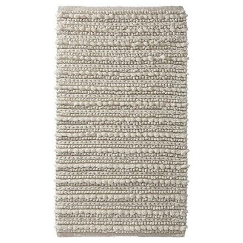 target bath rugs threshold chunky bath rugs 20x34 quot target