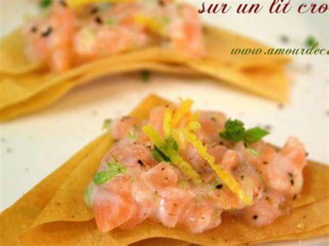 un amour de cuisine chez soulef recettes de bricks et saumon fumé