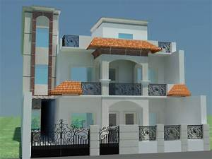 Indian house front elevation designs houses plans