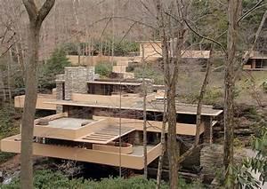 Frank Lloyd Wright Architektur : fallingwater frank lloyd wright architecture moderne architektur frank lloyd wright und ~ Orissabook.com Haus und Dekorationen