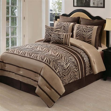 kohls zebra bedding