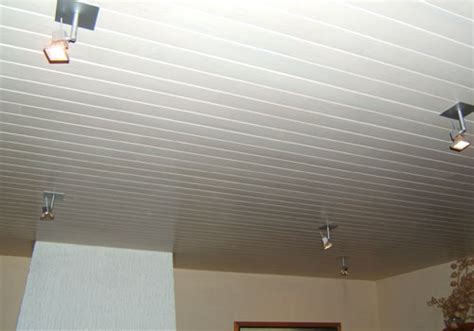 lambris pvc blanc brillant pour plafond obasinc