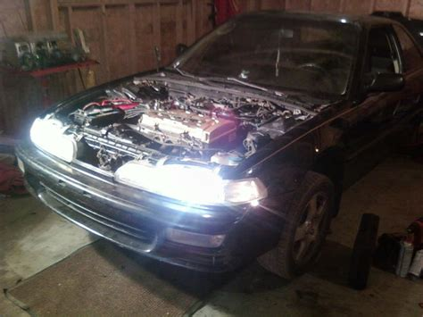 Wi Tw 1991 Acura Integra Ls (with Turbo Kit) Hondatech