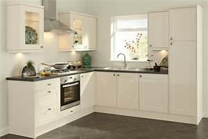 White kitchen designs white stained wooden kitchen cabinet for Kitchen colors with white cabinets with hawaiian wall art wood