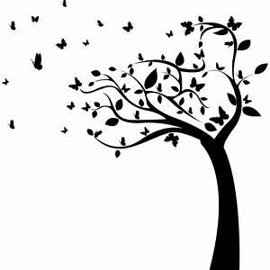Stickers Arbre Photo : stickers arbre papillons des prix 50 moins cher qu 39 en magasin ~ Teatrodelosmanantiales.com Idées de Décoration