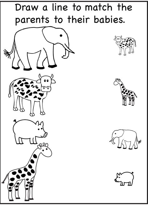 Fun Printable Activities For 2 Year Olds Same Different Worksheets Preschool  Printable Pages