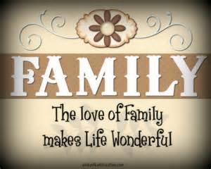 Free Printable Family Quotes