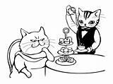 Kellner Katze Tea Candy Pixabay Fuzzy Warm Tee Valuewalk Reich Kostenlose sketch template