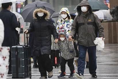 China Coronavirus Masks Wear Chinese Protect Against