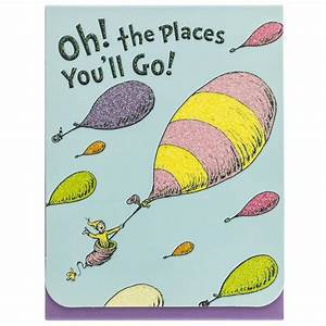 Oh! The Places You'll Go!™ Pocket Note