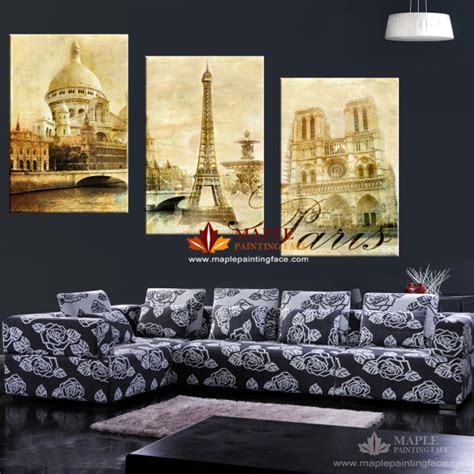 Wall Decor Paintings Home Decoration Art Oil Painting On