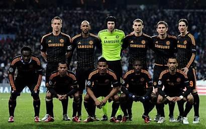 Chelsea Fc Team Football Wallpapers Soccer Teams