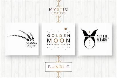 Mystic Logos Creativemarket