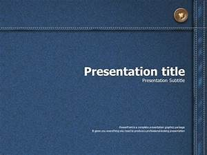 Ppt Animation Templates Denim Powerpoint Template Animation Youtube