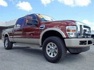 Find Used 2008 Ford F250 King Ranch In 3700 S Orlando Dr