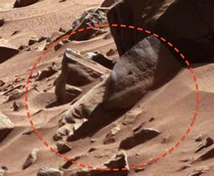 UFO SIGHTINGS DAILY: Alien Face Discovered By Mars Rover ...