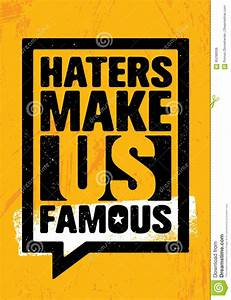 Haters Make Us ... Workout Haters Quotes