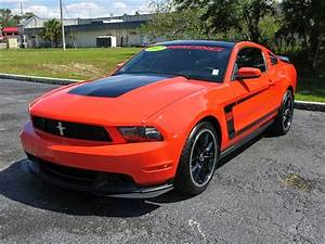 For Sale 2012 Ford Mustang Boss 302 2 Door Coupe ~ For Sale American Muscle Cars