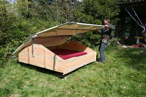 Gartenbett Mit Dach by Das Gartenbett Ihr Gartenbett
