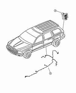 Chrysler Aspen Wiring  Trailer Tow