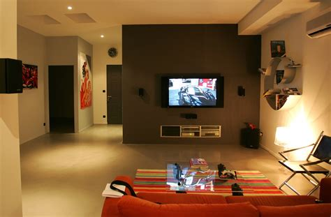 tv accrochee au mur album 18 tv accroch 233 e au mur ou int 233 gr 233 e s 233 rie 1 changement de d 233 cor autour de la t 233 l 233