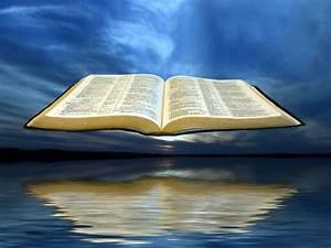 Open Bible Wallpaper Free Download