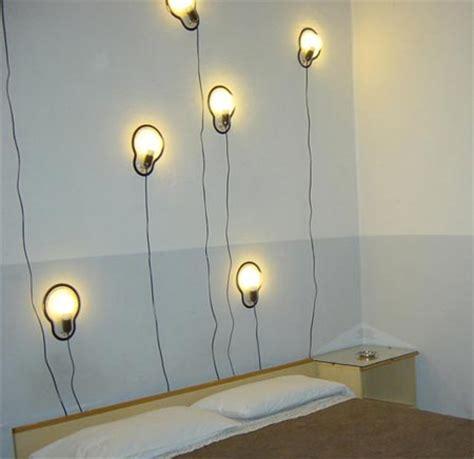 Interessante Und Moderne Lichtgestaltung Im Schlafzimmerlighting Ideas For Bedroom by 20 Kreative Lichtgestaltungsideen Mit Wandleuchten Freshouse