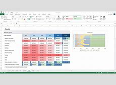 Business Plan Template Excel calendar template excel