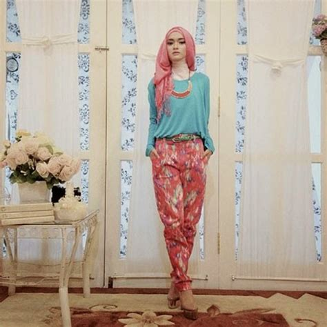 tips berhijab  berpakaian tampil modis fika shop