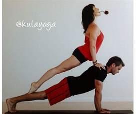 Challenge with Two People Yoga