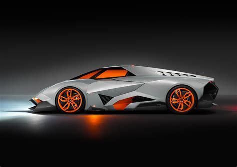 2018 Lamborghini Egoista Concept Technical Specifications