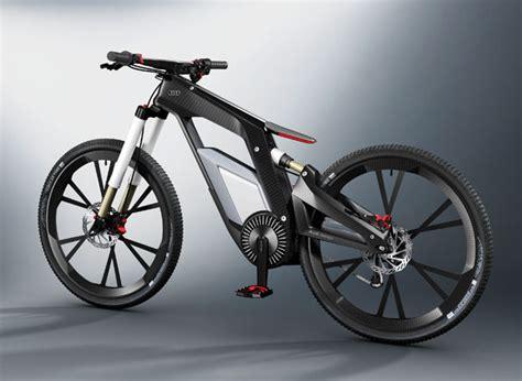 audi e bike audi e bike worthersee combines electric drive and