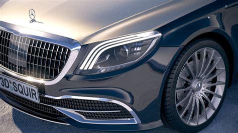 Maybach 2019 : Mercedes Maybach 2019